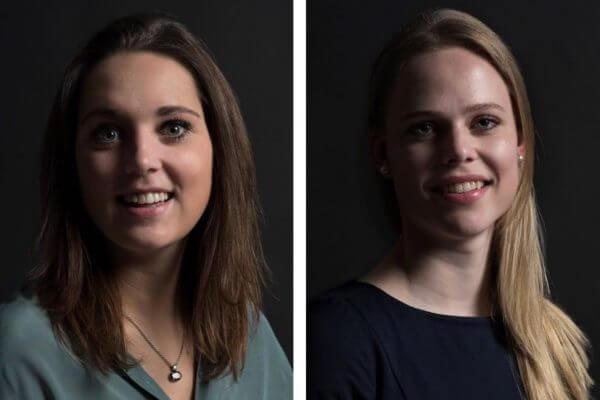 Team van Clairfort versterkt met 2 juristen: Patricia van Eck en Kim Bolhuis