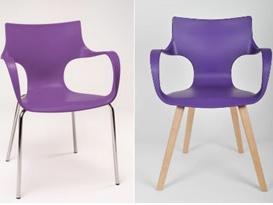 Auteursrecht op stoelen: De glimmende designpoten onder de Jim Stoel