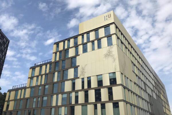 Clairfort feliciteert de Hogeschool Utrecht en SPARK met de oplevering van de nieuwbouw aan de Heidelberglaan 15