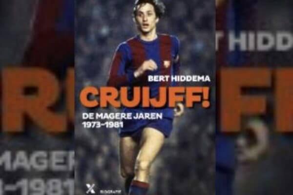 Portretrecht Johan Cruijff: Kort geding over gebruik van zijn foto op kaft van biografie