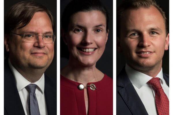 Clairfort verwelkomt Maurice Essers, Patricia Kampschreur en Noud Louwers