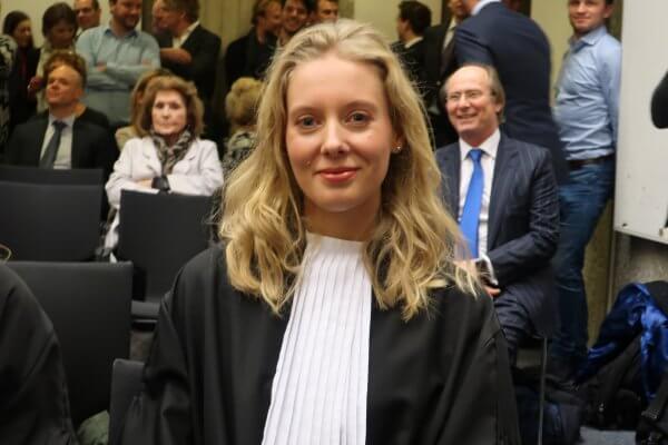 Aanbestedings- en mededingingsrechtadvocaat Eelkje Haalebos beëdigd