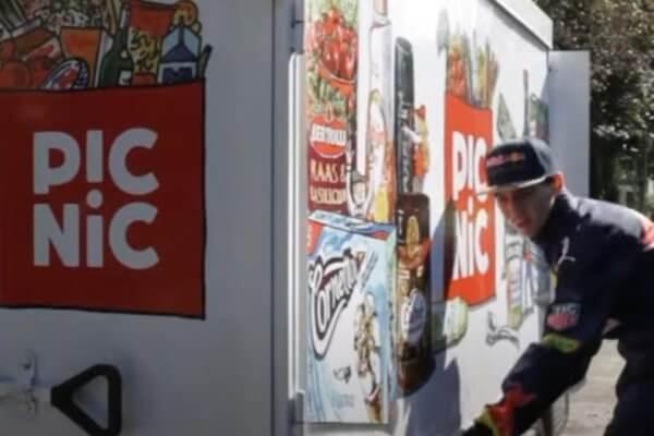 Gerechtshof: portretrechten Max Verstappen niet geschonden door Picnic