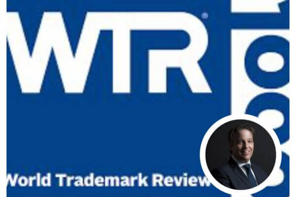 IE advocaat Evert van Gelderen vermeld in de 2021 ranking van de World Trademark Review 1000 – The World's Leading Trademark Professionals